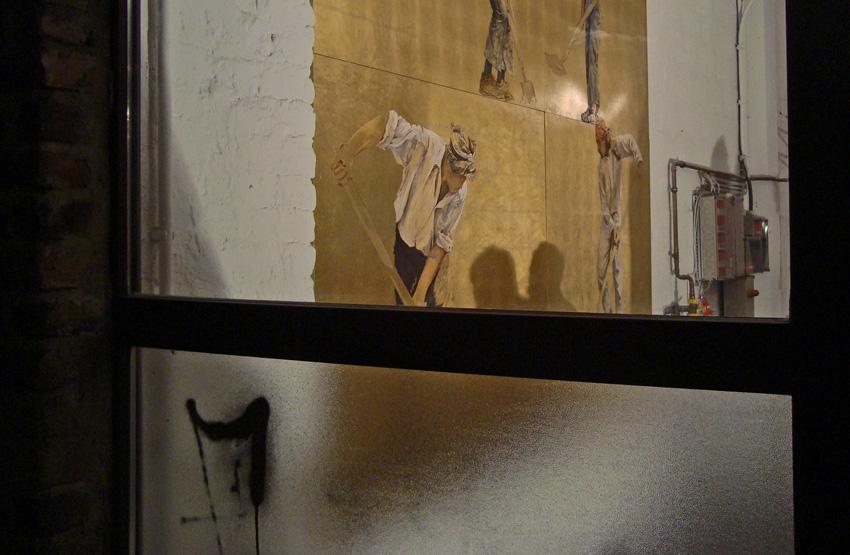 Kunst ind Muckis - Barbara Duisberg