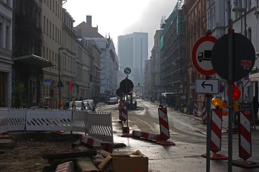 tucholskystraße