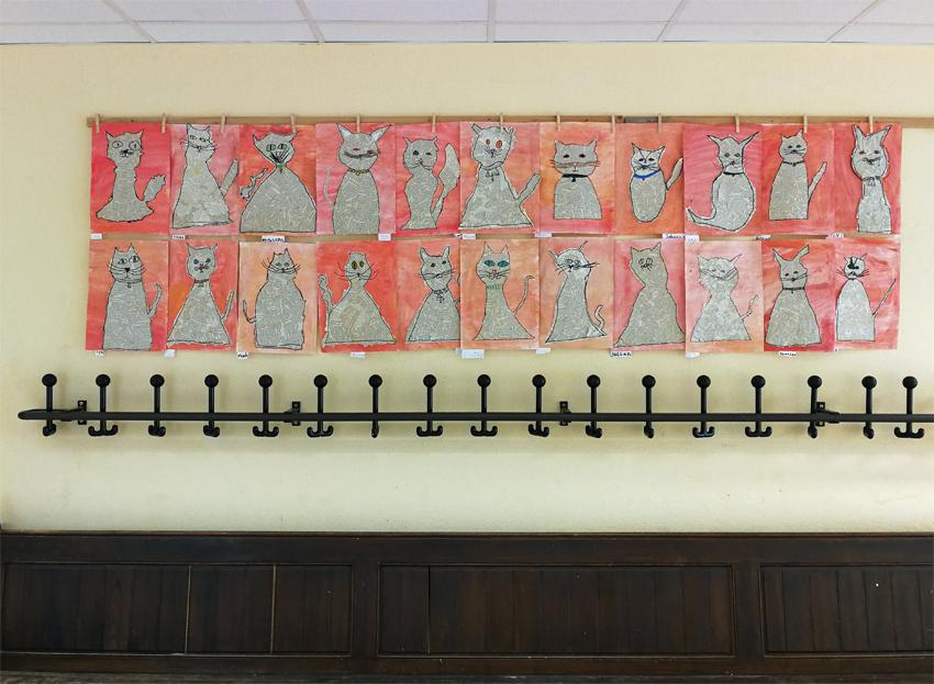 24.4.2021 friedrichshagen,  evangelische grundschule