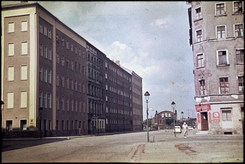 Tieckstraße Ecke Borsig