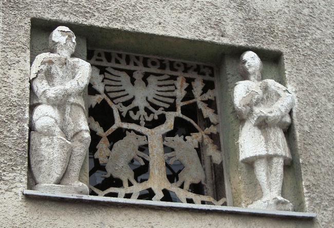 """Sprechendes Wappen"": Eberswalde"